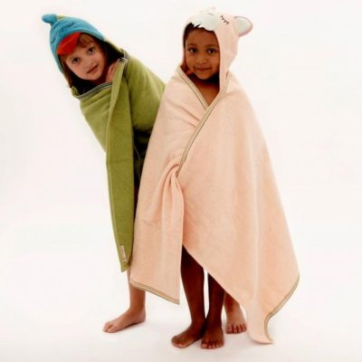 Organic towels for kids