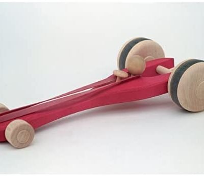 Kinderkram Car Rubber Band Driven