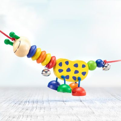 Selecta Collina pram toy string