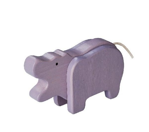 EverEarth Bamboo Hippo