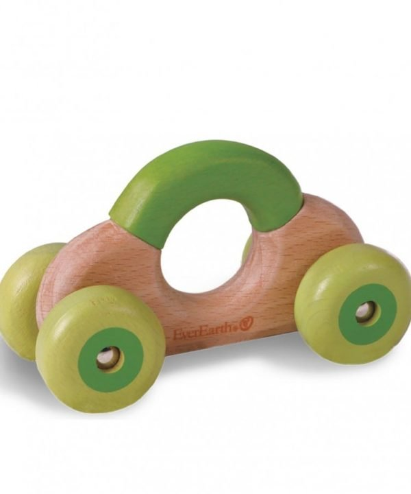 EverEarth Rattle Toy green car