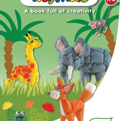 PlayMais Book ANIMALS $4.95