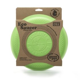Packaged Green Toys Ecosaucer
