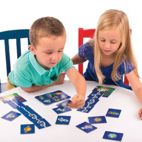 Playing with blue cards