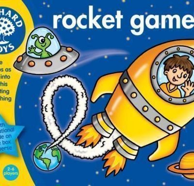 Orchard Toys Rocket Ship Game