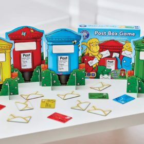 Posting educational game by Orchard Toys