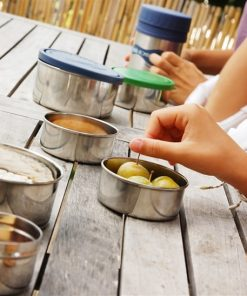 Food containers for picnics