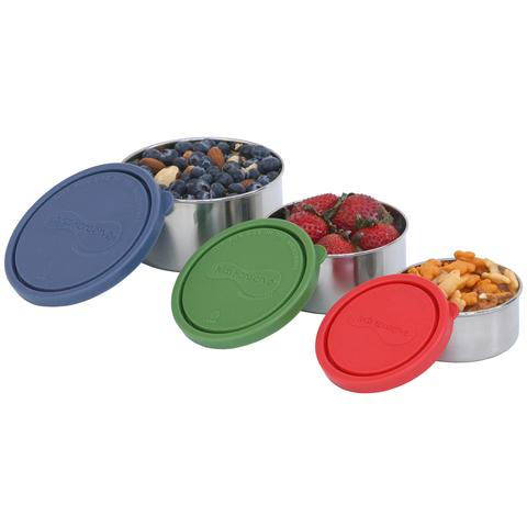 3 stainless steel containers by u conserve