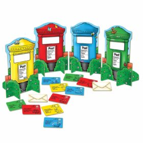 Kids Post Box Game.