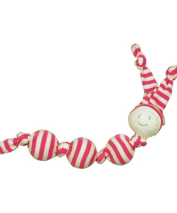 Keptin-Jr Rattle Sneeky Fuschia