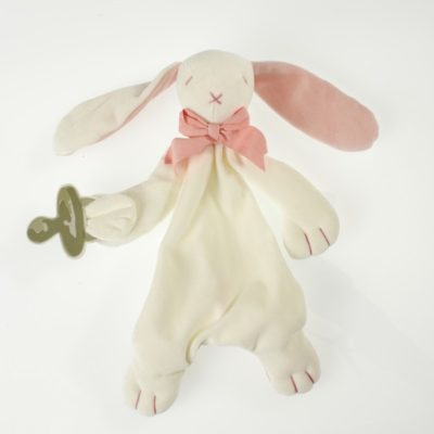Maud N Lil rose bunny toy