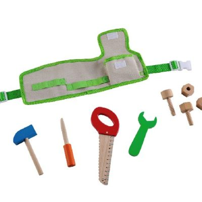 Eco friendly tool belt for kids