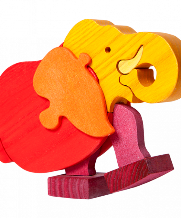 Fauna Walking Elephant Toy