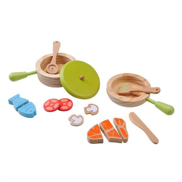 Everearth pots and pans set