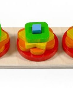 Hess-Spielzeug Stacking and Sorting Set