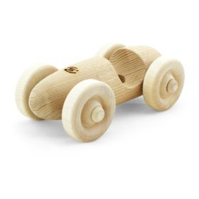 Eco friendly toy racing car