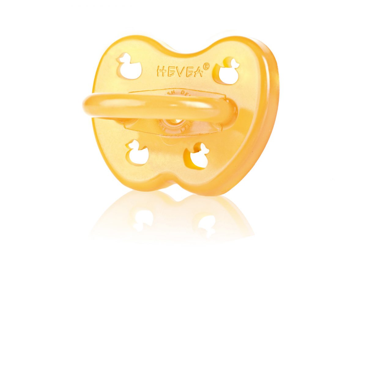 Hevea Duck Soother