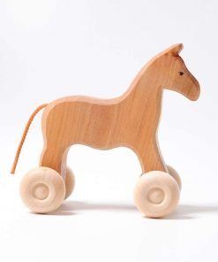 Horse Willy on wheels
