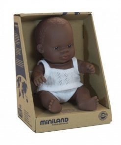 mnilland african baby doll