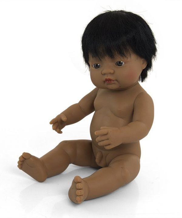 Latin American Boy Doll by Miniland