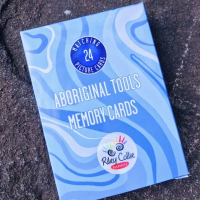 aboriginal tools memory cards