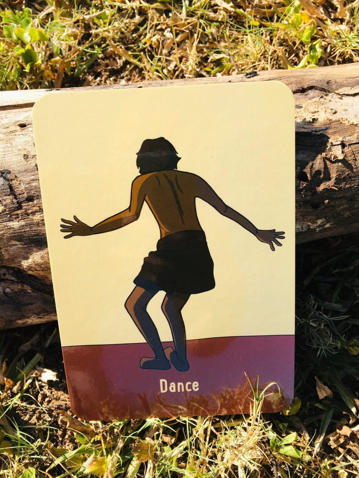 topic cards about aboriginal culture