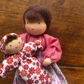 mother doll by Evi