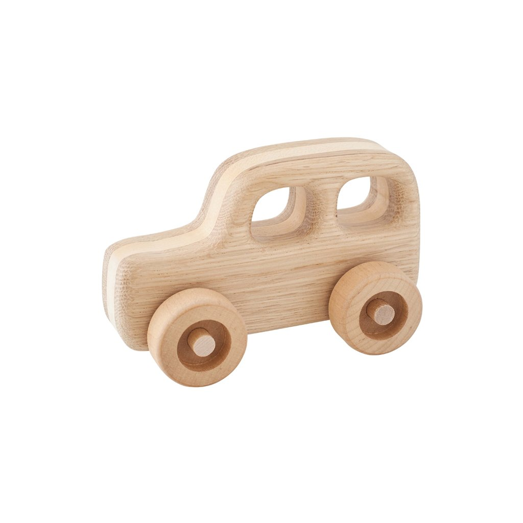 Wooden Toy Car Emma