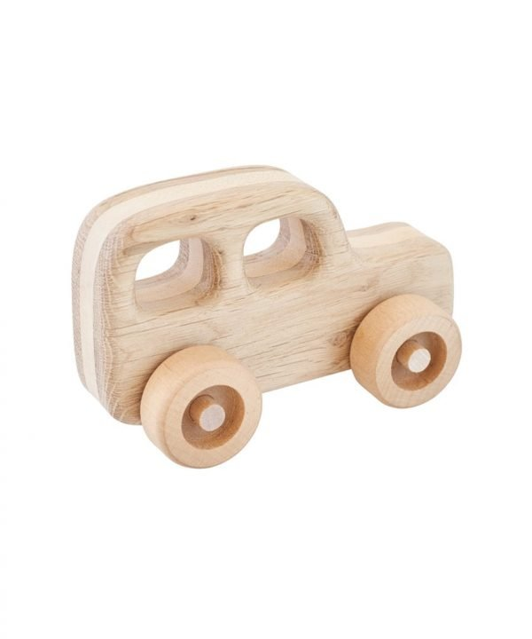 Emma wooden toy car