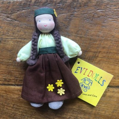 evi doll autumn girl