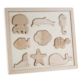 equational wooden puzzle for kids