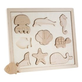 childrens eco wooden puzzles