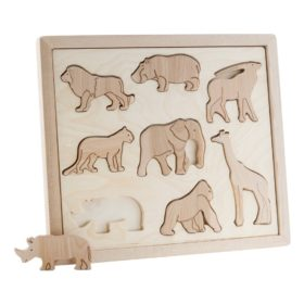 eco puzzle for kids