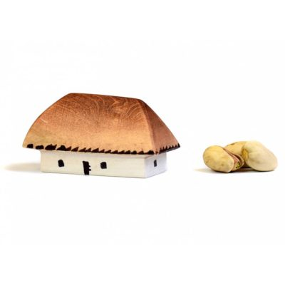 Bumbu Moldova 2 wooden house toy