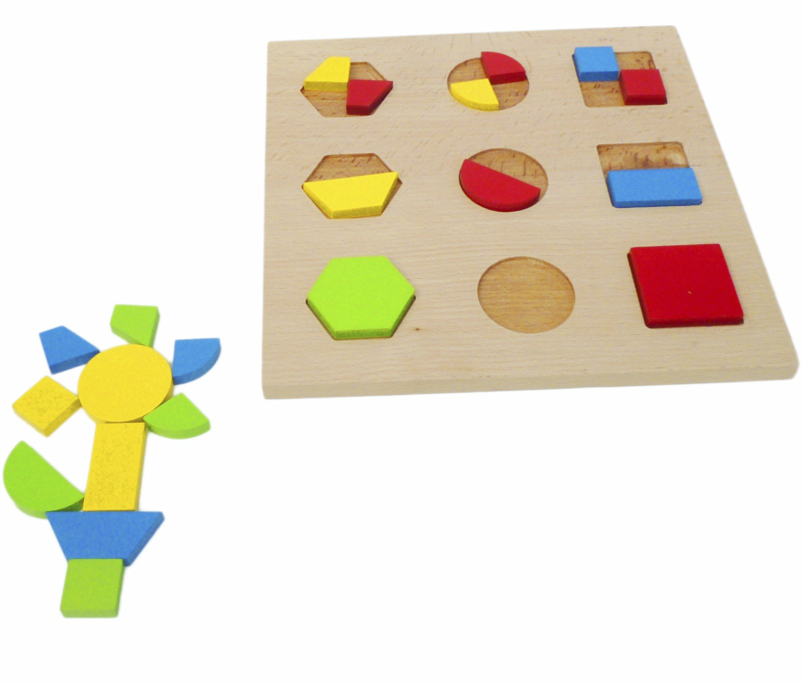 geo was shape puzzle